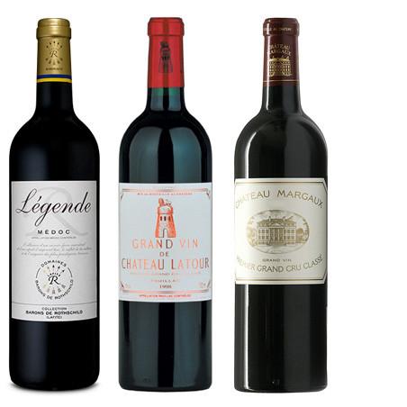 フランスワイン-ボルドー